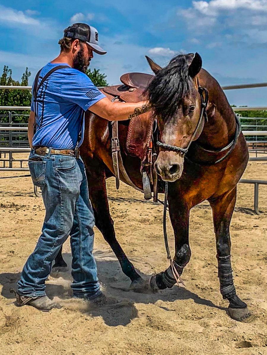 Hiatus Ranch | Recovery for Combat Veterans